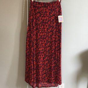 Beautiful NWT LuLaRoe Maxi Skirt